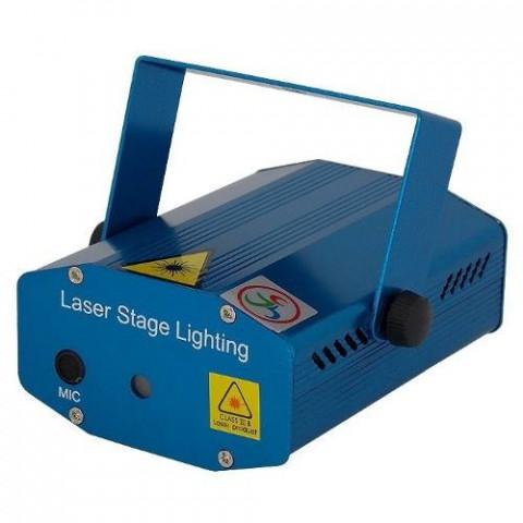 Mini Projetor Holográfico Laser Com Efeitos Especiais 3d !!!