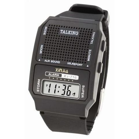 Relógio Fala Hora Ideal Para Idoso Ou Deficiente Visual  -  PREÇO DE REVENDA !!!