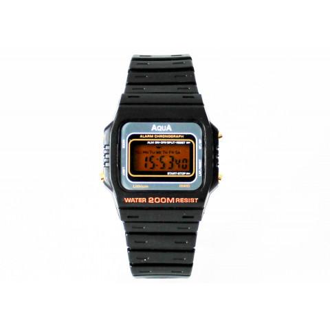 Relógio Original Aqua Waterproof A Prova Dagua Aq 37