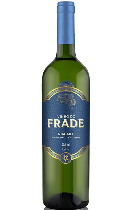 Vinho Branco Niágara Seco do Frade 750 ML