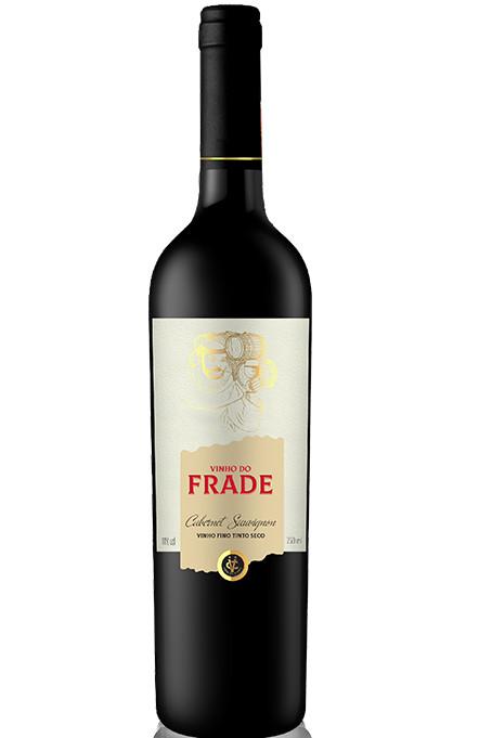 Vinho Fino Tinto Seco Cabernet Sauvignon Do Frade