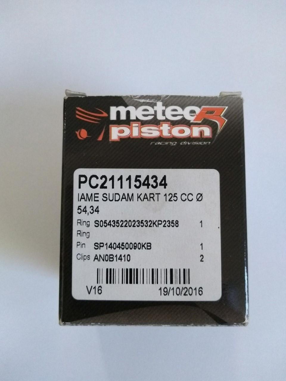 Pistao Meteor