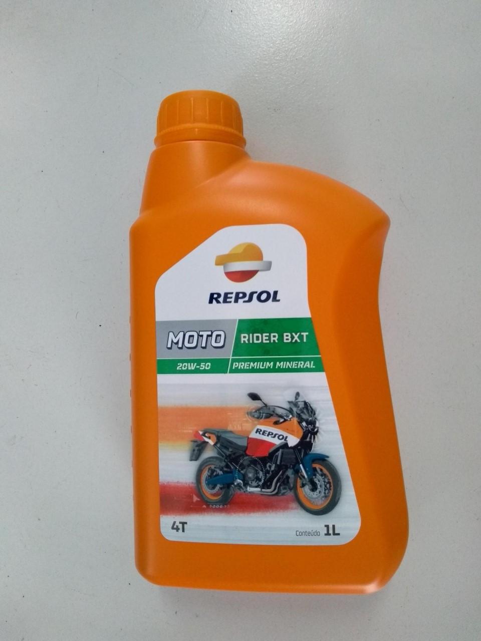 Oleo Repsol Moto 4T