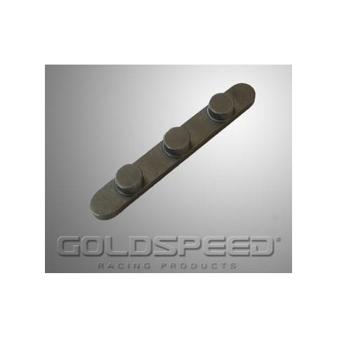 Chaveta 8x60 - 3 pinos 7.5mm