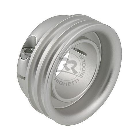 Polia D40 Aluminio