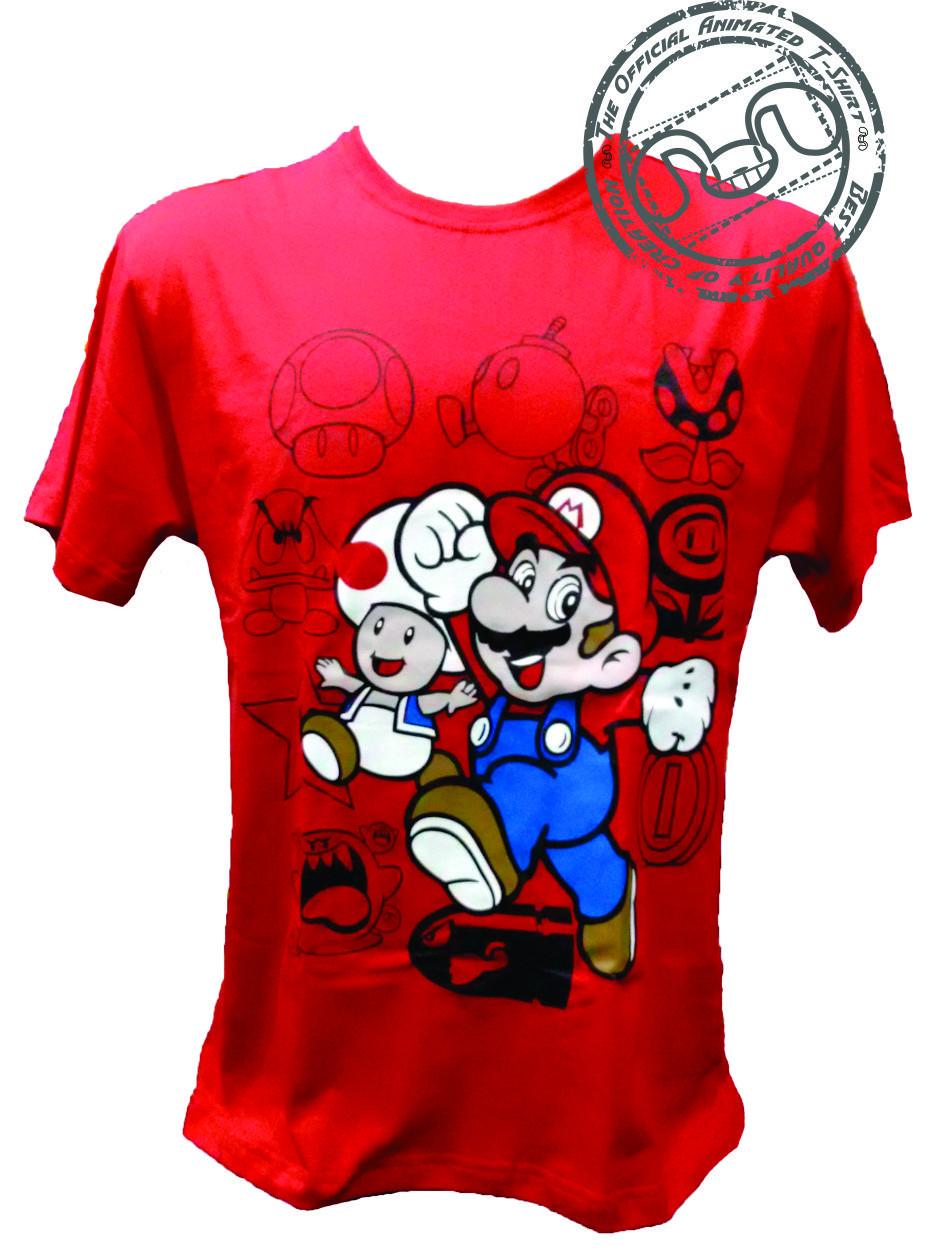 Mario infantil