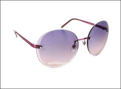 Óculos de Sol  Gucci Purpura azulado. REF.00590