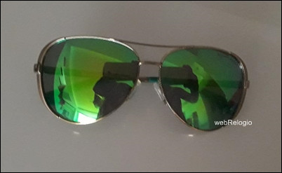 Óculos de Sol Michael Kors. Chelsea aviador. REF.00571