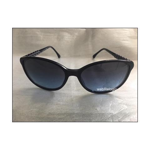 Óculos de Sol Chanel Cat Eye. REF.00589
