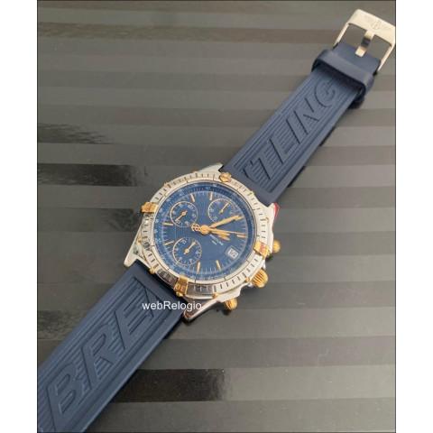 Breitling Chronomat Pilot Automatic Chronograph Steel Gold. REF.00975