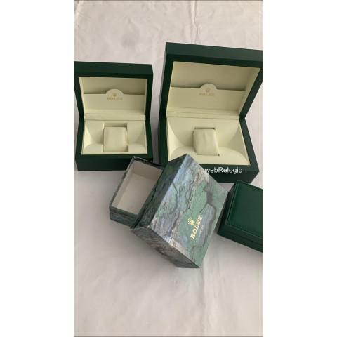 Caixa de Relogio Rolex Manual Carteira. ref.00831
