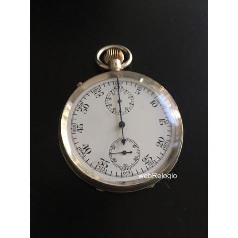 Chronographe Suisse Valjoux Split Seconds Pocket .1923. London. REF.00539
