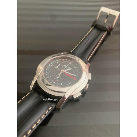 Gucci 5500 triple calendar date chronograph. REF.00500