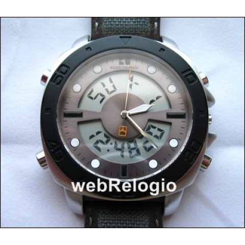 Hugo Boss, quartz. REF.00412