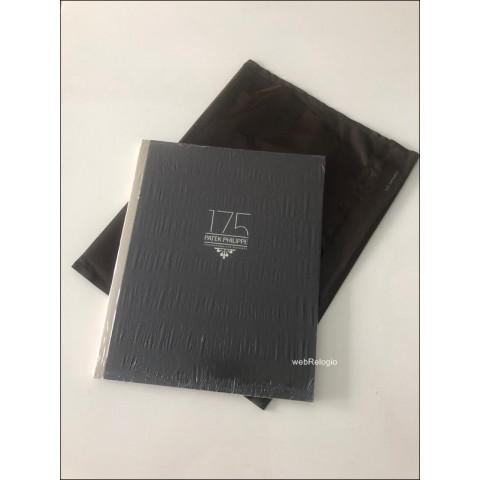 Livro PATEK PHILIPPE 175th ANNIVERSARY Commemorative Watches. REF.00877