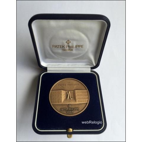 Medalha Coin Patek Philippe Bronze . REF.00731