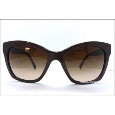 Óculos de Sol Chanel Lego Chocolate. REF.00614