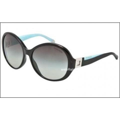 Óculos de Sol Tiffany Preto e Azul. REF.00629