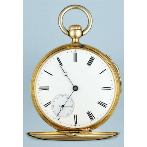 Patek Philippe Repeater Pocket Museum Gold 18k. REF.00785