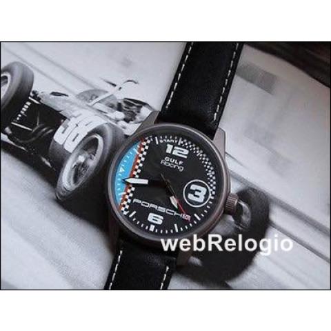 Porsche Gulf racing .Quartz. REF.00451