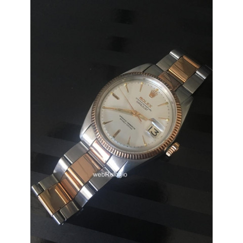 Rolex Oyster Perpetual Datejust 18k Gold. REF.00022
