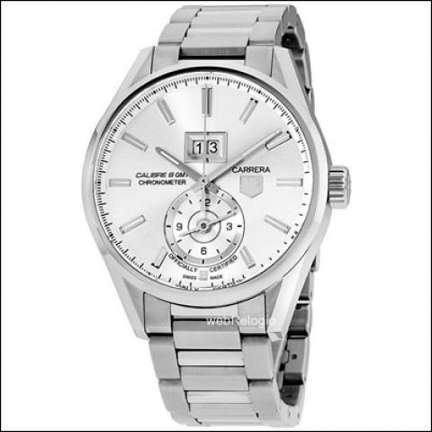 Tag Heuer Carrera GMT. HighGrade, Calibre 8. REF.00559