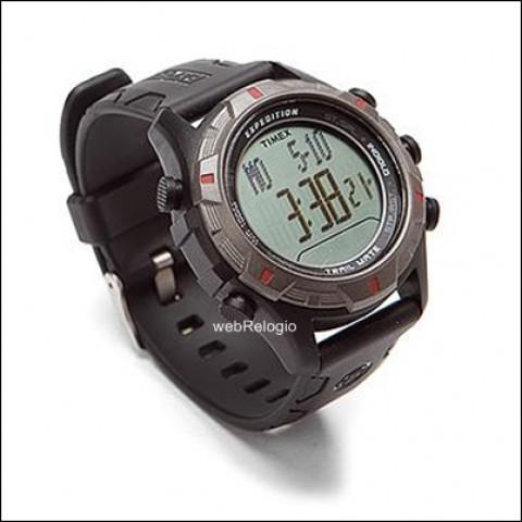 Timex Indiglo Expedition Trail Mate. Quartz. REF.00561