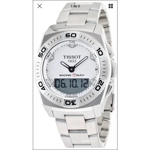 Tissot T-Touch Racing. REF.00671