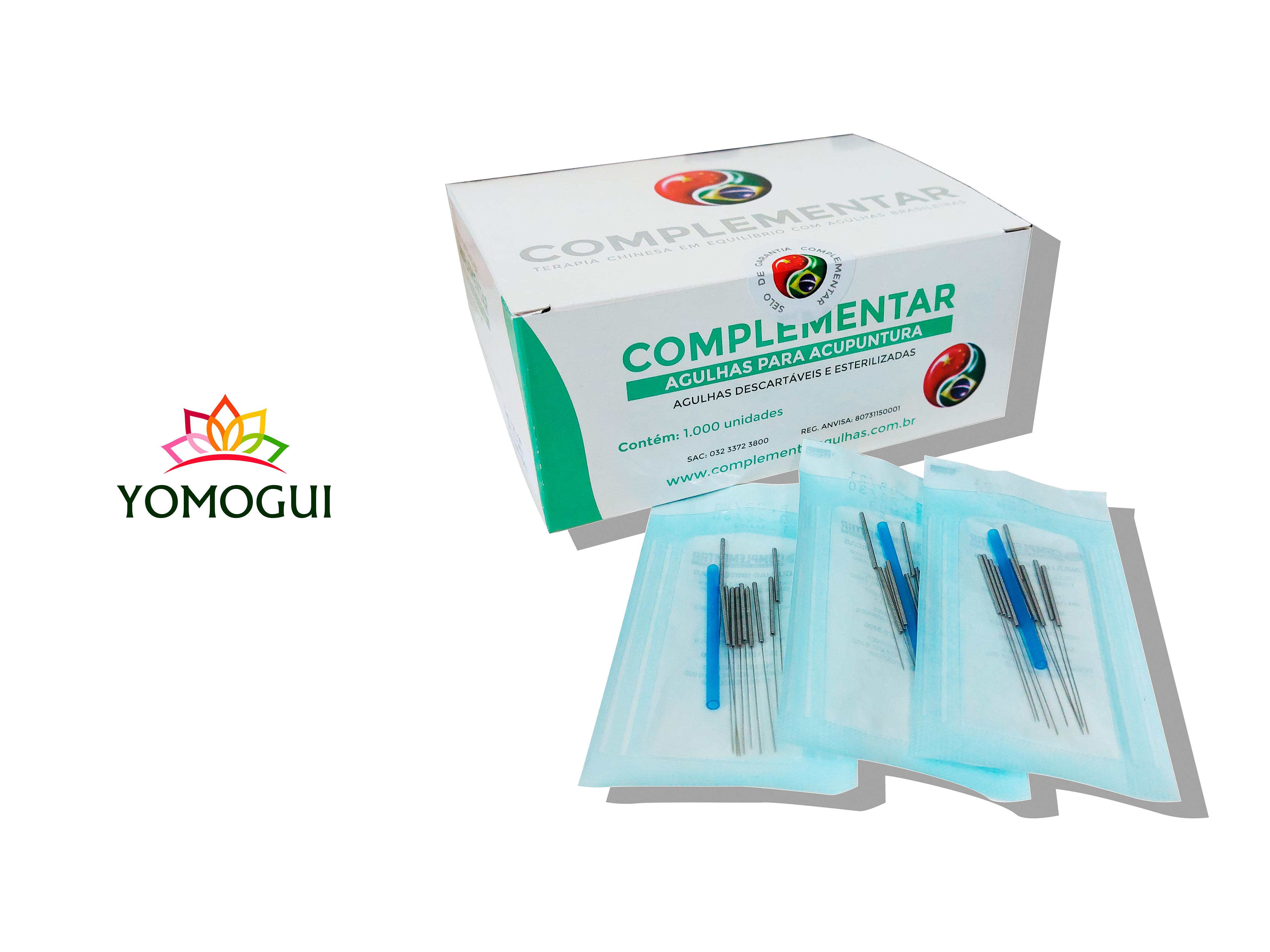 COMPLEMENTAR 0.25 X 30 mm  c/ 100
