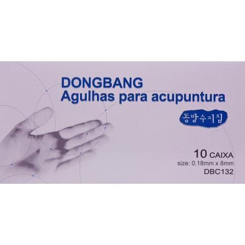 DONGBANG 0.18 X 8 mm c/ 100