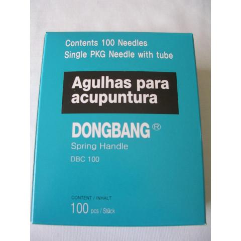 DONGBANG 0.25 X 30 mm  individual  c/ 100