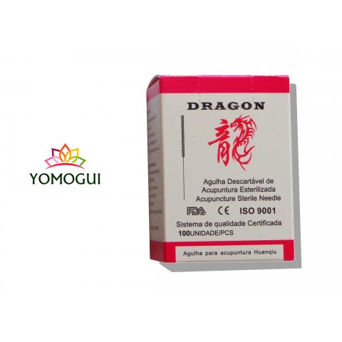 DRAGON 0.20 X 15 MM INDIVIDUAL C/ 100